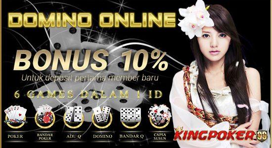 Situs Judi Kartu Qq Domino Online