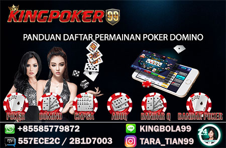 Daftar Id Game Poker Indonesia